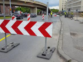 Kolejne utrudnienia w centrum Gdańska