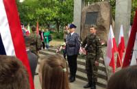 Oddali hołd żołnierzom w Strzyży