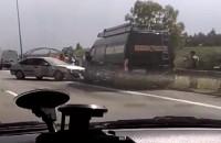 Wypadek w Borkowie