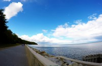 Chmury nad Oksywiem