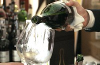 Degustowali wina w sercu Sopotu