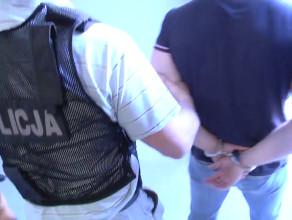 Policjanci zatrzymali zabójcę z Ukrainy