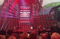 Koncert Lady Pank na festiwalu Polsatu
