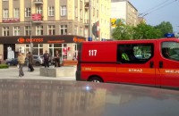 Strażnicy z Gdyni wypraszają bezdomnych