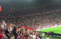 Fala Meksykańska na meczu Polska-Holandia