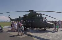 Efektowne pokazy śmigłowców 49. Bazy Lotniczej w Pruszczu Gdańskim