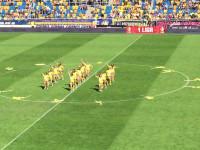 Cheerleaders na meczu Arka-Chrobry