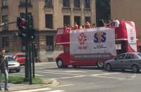 Tak promują reprezentacje Polski w Krakowie