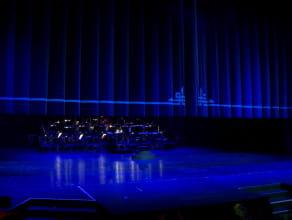 Nowa kurtyna w Teatrze Muzycznym w Gdyni