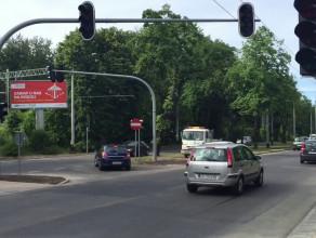 Nowa sygnalizacja między Sopotem a Gdynią