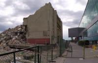 Znikają kolejne budynki Dalmoru