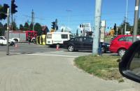 Wypadek przy Placu Zebrań Ludowych
