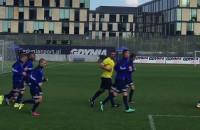 Nowi piłkarze na treningu Arki Gdynia