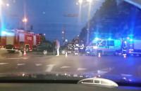 Wypadek przy Skwerze Kościuszki