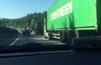 Zakaz wyprzedzania na obwodnicy dla samochodów ciężarowych