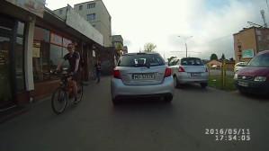 Tak wygląda ciąg pieszo-rowerowy na Grabówku