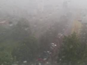 Przelotny deszczyk ;)