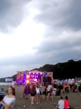 Kłopoty nad plażą w Gdyni