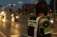 Setki motocykli przejechało przez Gdańsk