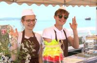 Wielka degustacja na molo - Slow Fest Sopot 2016