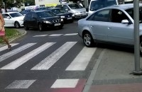 Tramwaj zderzył się z BMW