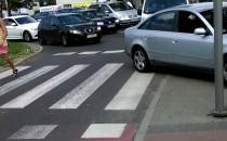 Zderzenie BMW z tramwajem powodem korka na...