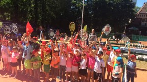 Lion's Bank Tennis Kids Cup - organizator Centrum Tenisa Don Balon
