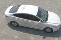 Ford Mondeo Hybrid: abstynent z prądem