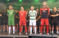 Prezentacja Lechii Gdańsk na sezon 2016/2017