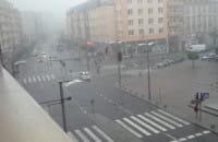 Ulewa w Gdyni, że nic nie widać!