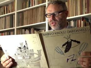 Kolekcja starych książek dla dzieci