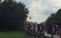 Lądowanie helikoptera na krajowej...