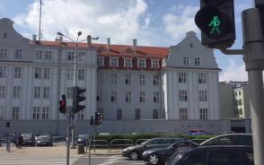 Wiecznie zielone światło na ul. 3 Maja w Gdańsku