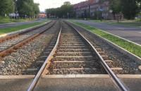Znowu wygięły się tory tramwajowe na Siennickiej