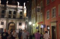 Mega ciepła noc w Gdańsku