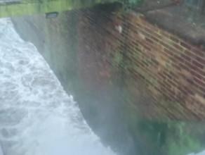 Młyn na kanale Raduni przeciążony?