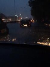 Grunwaldzka pod wodą
