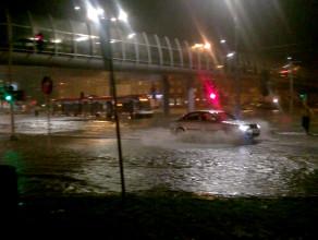 Galeria Bałtycka zalana po nad 50cm. ...