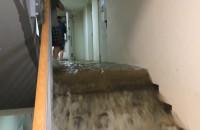 Powódź na Wiszących ogrodach