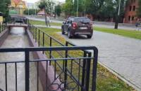 Strzyża wzdłuż Trasy Słowackiego na ...