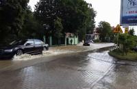 Woda na ulicy