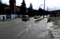 Kartuska - wylewa zbiornik