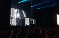 Felix Jaehn rozgrzewa publiczność przed Avicii