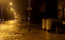 Stara Słowackiego River :) godzina około 1:00