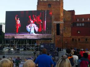 "Pełna widownia na ""Turandot"" na Targu Węglowym"