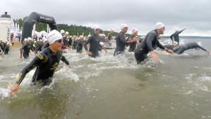 Triathlon Gdańsk 2016 wyłonił mistrzów Polski