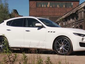 Prezentacja zadziornego Maserati Levante