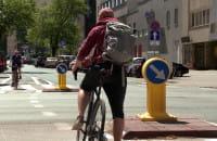 Jak jeździć gdyńskim kontrapasem dla rowerów?