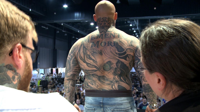 święto Tatuażu Po Raz Kolejny W Amberexpo Wideo