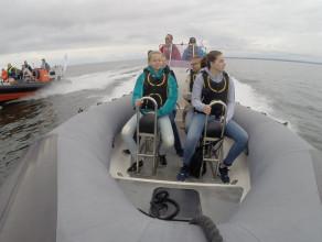 Kurs sportów wodnych dla dzieci